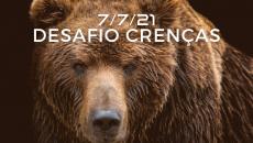 Desafio CRENÇAS- INÍCIO 7/7/21