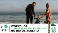 Workshop Constelação Familiar - RIO DE JANEIRO