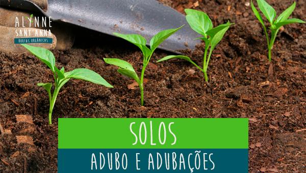 Solos, Adubos e Adubações
