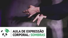 Aula de Expressão Corporal: Sombras