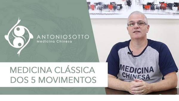 Medicina Clássica dos 5 Movimentos