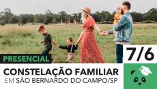 CONSTELAÇÃO FAMILIAR em Grupo - São Bernardo do Campo/SP